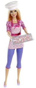 BARBIE® Careers Cookie Chef