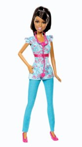 BARBIE® Careers Play Nurse AA