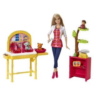 BARBIE® Careers Zoo Doctor