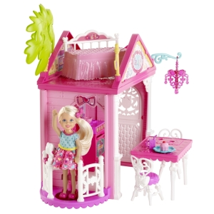 BARBIE® CHELSEA® Clubhouse! out of box