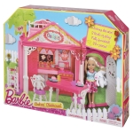 BARBIE® CHELSEA® Clubhouse!