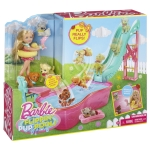BARBIE® Chelsea® Flippin' Pup Pool!™ Play Set