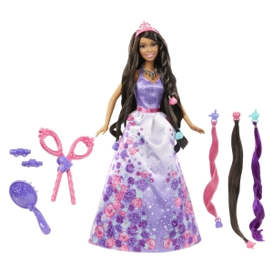BARBIE® CUT 'N STYLE PRINCESS™ Doll AA