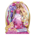 BARBIE® CUT 'N STYLE PRINCESS™ Doll NRFB