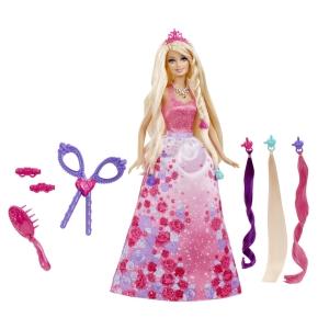 BARBIE® CUT 'N STYLE PRINCESS™ Doll