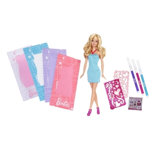 Barbie® Design & Dress Studio™ Doll