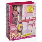 BARBIE® Doll and Dining Set