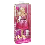 BARBIE® DOLL & Pet NRFB
