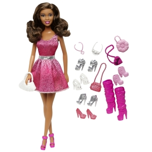 BARBIE® DOLL & Shoes