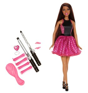 Barbie® Endless Curls™ Doll - AA