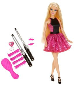 Barbie® Endless Curls™ Doll - Caucasian