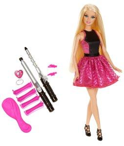 Barbie® Endless Curls™ Doll - Caucasian