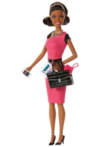 Barbie® Entrepreneur Doll AA