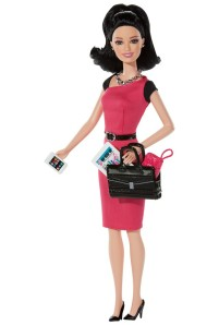 Barbie® Entrepreneur Doll - Asian