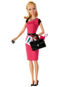 Barbie® Entrepreneur Doll