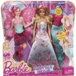 BARBIE® Fairytale Dress Up Doll NRFB