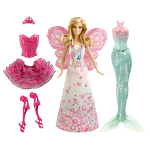 BARBIE® Fairytale Dress Up Doll