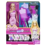 BARBIE® Fashion Plates NRFB