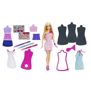 Placas Barbie Moda
