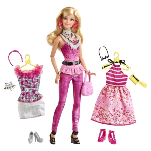 BARBIE® FASHIONISTAS® BARBIE® Doll
