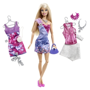BARBIE® FASHIONISTAS® BARBIE® Doll1