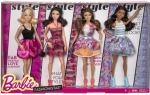 BARBIE® & FRIENDS Fashionista® 4-Pack NRFB