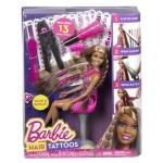BARBIE® HAIR TATTOOS™ Doll nrfb2