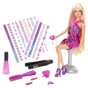 BARBIE® HAIR TATTOOS™ Doll