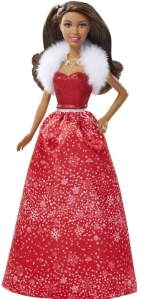 BARBIE® Holiday Doll AA