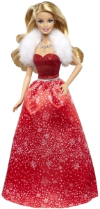 BARBIE® Holiday Doll