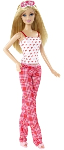 BARBIE® Holiday Fun and Casual Doll