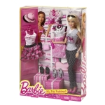 BARBIE® MY FAB FASHIONS™ Doll NRFB