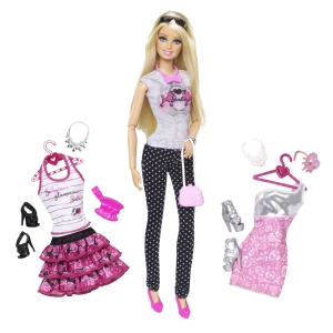 BARBIE® MY FAB FASHIONS™ Doll