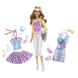 BARBIE® MY FAB FASHIONS™ SUMMER® Doll