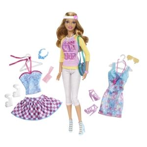 BARBIE® MY FAB FASHIONS™ SUMMER® Doll