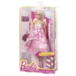 BARBIE® PINK & FABULOUS™ Doll - Flower Gown