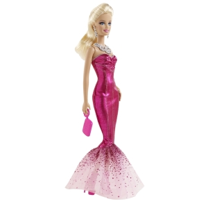 BARBIE® PINK & FABULOUS™ Doll - Mermaid Gown flyer