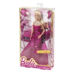BARBIE® PINK & FABULOUS™ Doll - Mermaid Gown nrfb