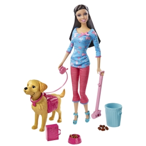 BARBIE® POTTY TRAINING TAFFY!™ Set AA