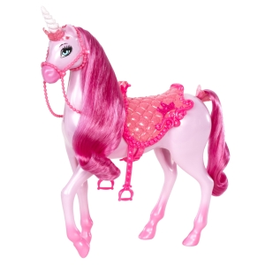 BARBIE® Princess Unicorn pink flyer