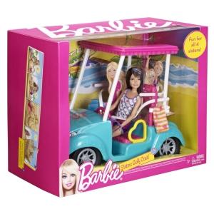 Barbie® Sisters Golf Cart!™ NRFB