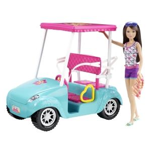 Barbie® Sisters Golf Cart!™