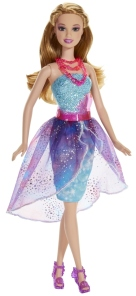 Barbie™ and the Secret Door Basic Doll - Mermaid