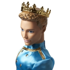 Barbie™ and the Secret Door Prince Doll face