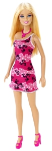 BARBIE™ Doll-Pink and Black Party Dress 2