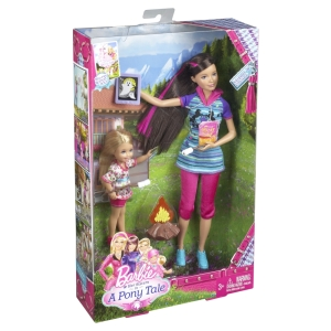 BARBIE™ & Her Sisters in A Pony Tale SKIPPER® & CHELSEA® Dolls
