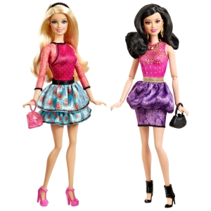 BARBIE™ Life in the Dreamhouse BARBIE® and RAQUELLE® 2-Pack