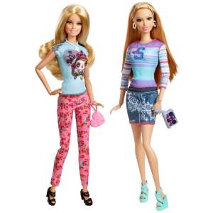 BARBIE™ Life in the Dreamhouse BARBIE® and SUMMER® 2-Pack Short