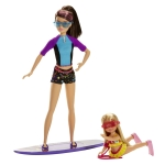 Barbie™ Life in the Dreamhouse The Amaze Chase™ Skipper® & Chelsea® Dolls (Surfing)2