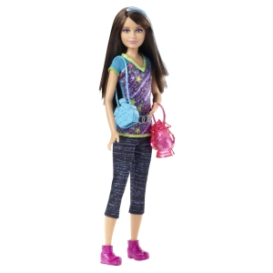 Barbie™ Life in the Dreamhouse The Amaze Chase™ Skipper® Doll (Camping) flyer